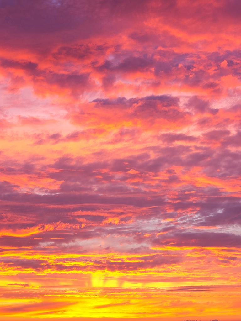 Background image sunrise